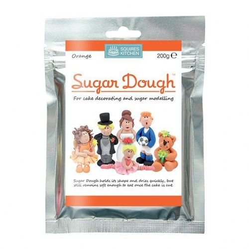 Squires Kitchen - Orange Sugar Dough - 200g